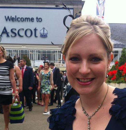 Victoria Ward at Ascot