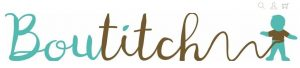 Boutitch children's boutique in uttoxeter logo