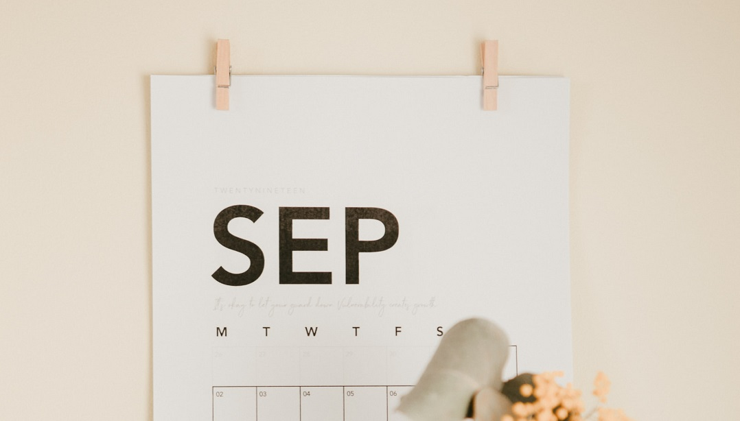 September Marketing Calendar