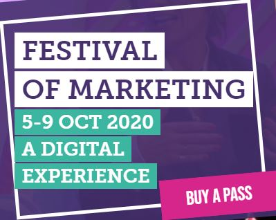What I learned at the Festival of Marketing