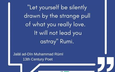 My favourite Rumi business quotes