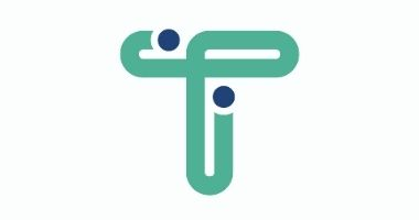 touchpoints marketing logo in green and blue